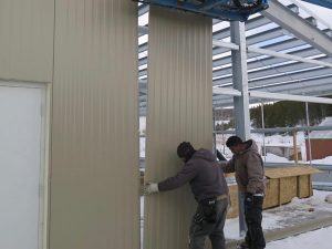Custom Commercial Greenhouse