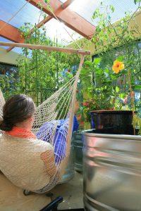 Custom greenhouse and sunroom