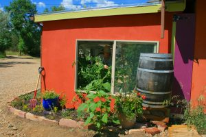 Custom attached greenhouse / sun room