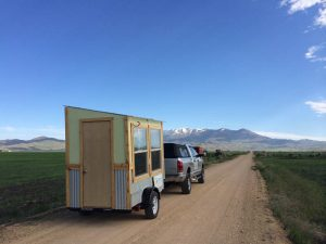 Ceres mobile greenhouse