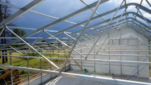 Steel Commercial Greenhouse_Ceres Greenhouse