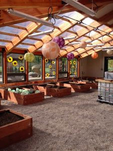 Custom School greenhouse