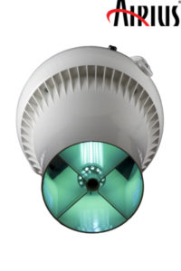 Air purification fan