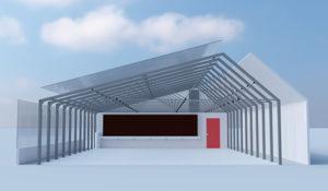 Ceres Greenhouse render