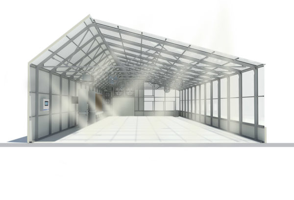 Smart Greenhouse Design Leads To Significant Cost Savings For Lighting