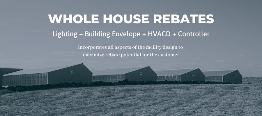 Whole House Rebates
