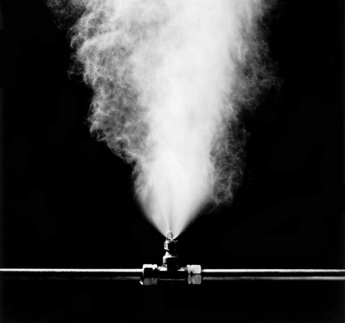 greenhouse fogging